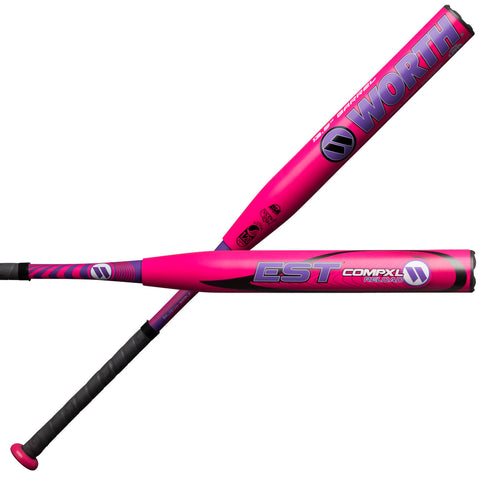 Worth EST Comp XL Reload USSSA Slowpitch Softball Bat