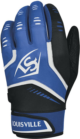 Louisville Omaha Batting Gloves - Royal