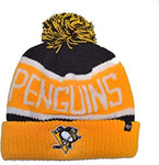 Pittsburgh Penguins  Adult Cuffed Toque