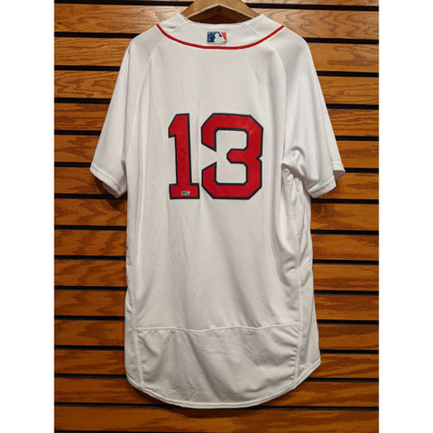 Hanley Ramirez Signed Boston Red Sox Jersey