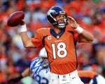 Peyton Manning Signed Denver Broncos 8x10 Photo