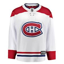 Men's Montreal Canadiens Fanatics Jersey