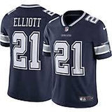 Men's Dallas Cowboys Ezekiel Elliot Nike Jersey
