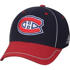 Montreal Canadiens Alpha Flex Hat