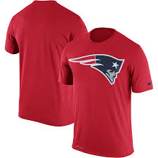 Men's New England Patriots Nike Red  T Shirt