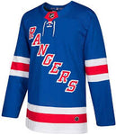 Men's New York Rangers Authentic Adidas Pro Jersey