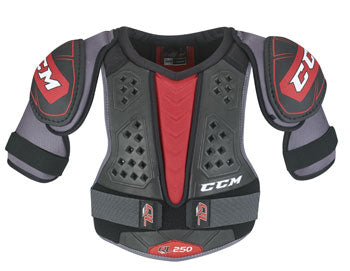 CCM QLT250 Junior Shoulders Pads