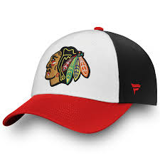 Chicago Blackhawks Adjustable Hat