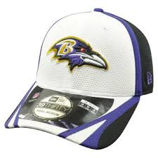 Baltimore Ravens  2013 Training 39THIRTY Flex Fit Hats