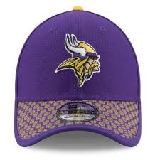 Minnesota Vikings Adult 39Thirty Sideline Flex Fit Hat