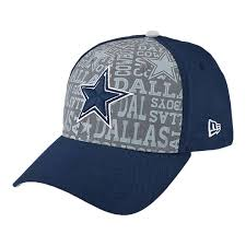 Dallas Cowboys Adult 39Thirty Reflective Flex Fit Hats
