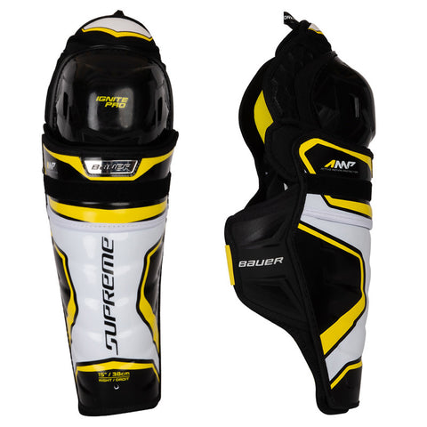 Bauer Supreme Ignite Pro Junior Shin Guards