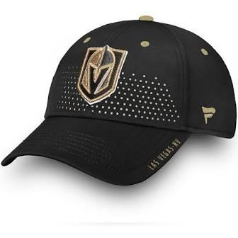 Vegas Golden Knights Draft Hat