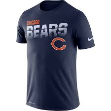 Chicago Bears 100th Season T Shirt