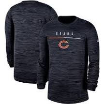 Chicago Bears Long Sleeve T Shirt