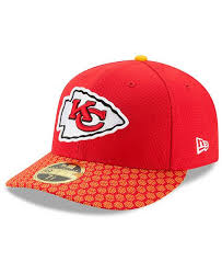 Kansas City Chiefs Official Sideline Hat