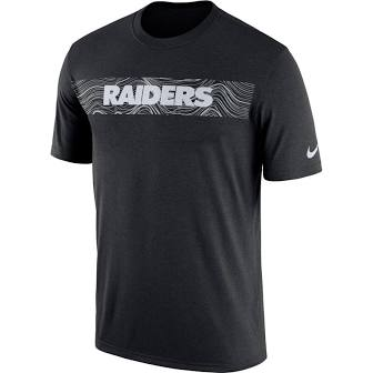 Oakland Raiders 100th Season T Shirt