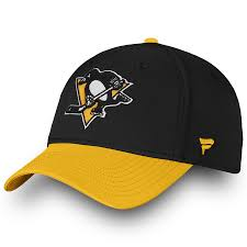Pittsburgh Penguins Two Tone Flex Fit Hat