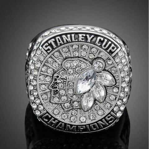 Chicago Blackhawks 2015 Stanley Cup Championship Replica Ring