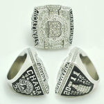 Boston Bruins 2011 Stanley Cup Championship Replica Ring