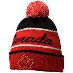Team Canada Youth Cuffed Toque