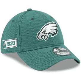 Philadelphia Eagles OnField Hat