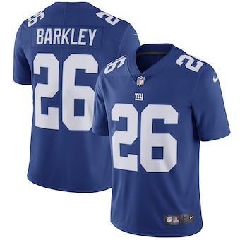Men's New York Giants Saquon Barkley Nike Jersey
