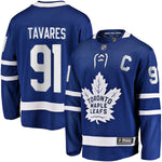 Men's Toronto Maple Leafs John Tavares Fanatics Jersey