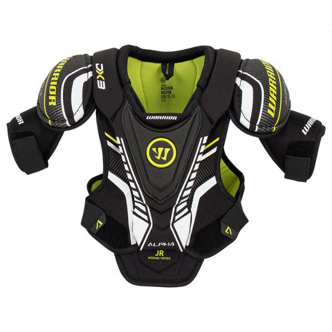 Warrior Alpha DX3 Junior Shoulder Pads