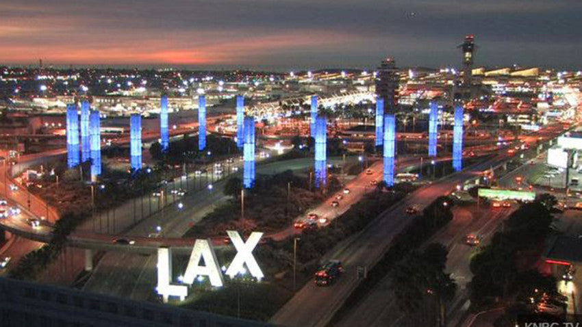 Masks will be mandatory at LAX