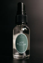 Load image into Gallery viewer, Wild Desert Sage Hydrosol Spray