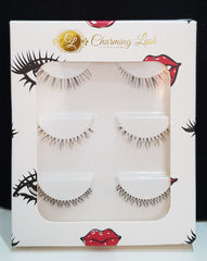 Charming Lashes Bottom Lashes Trio