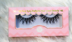 Charming Lashes Human Hair - Rebel Eye