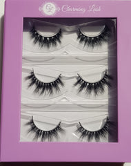Charming Lashes Best Sellers Mini Collection- Box 1