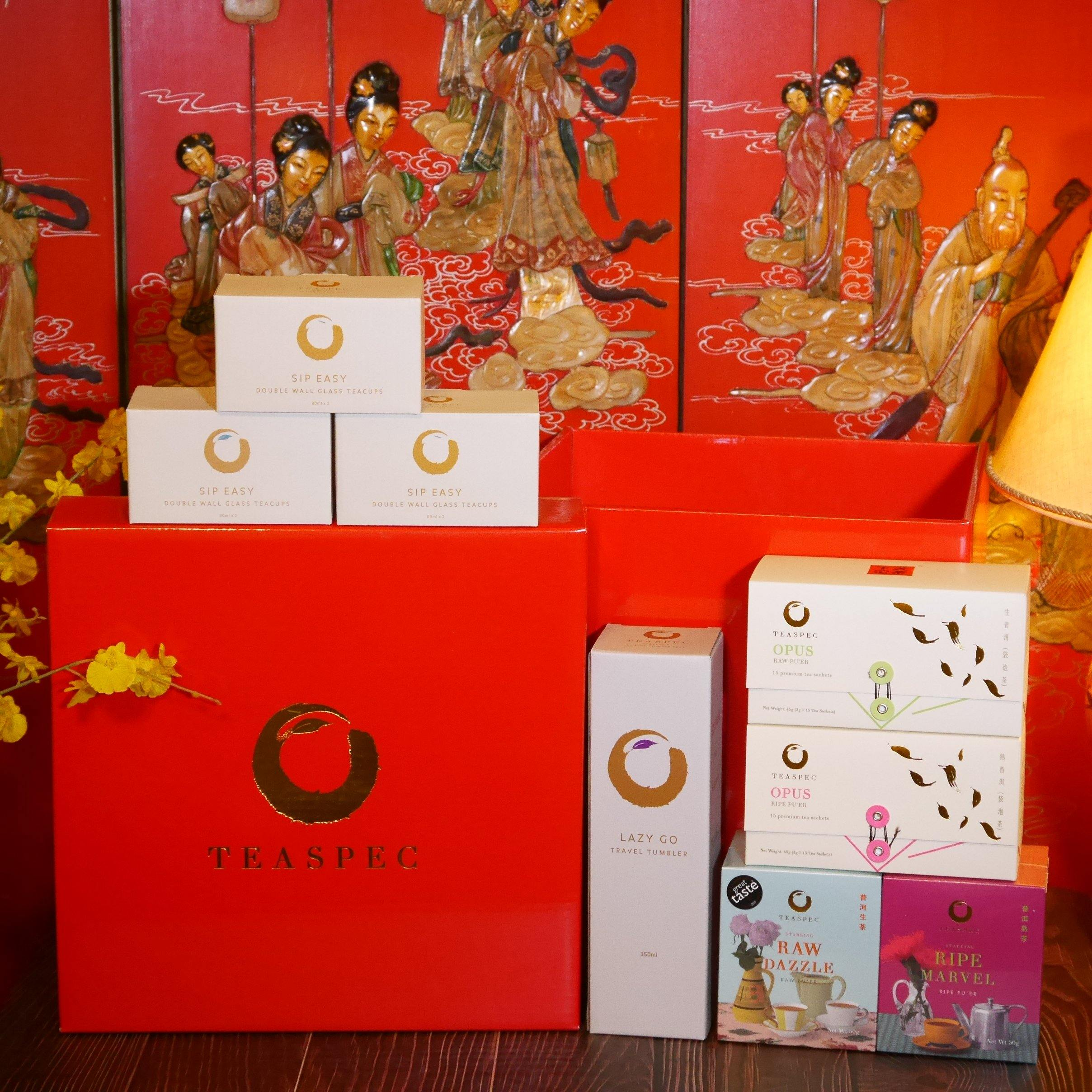 TEASPEC Grand Hamper