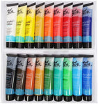 Mont Marte Studio Acrylic Paint 75ml Tube - 25 colours