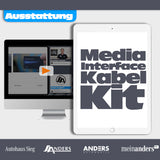 Media Interface Kabel Kit (Beratung)