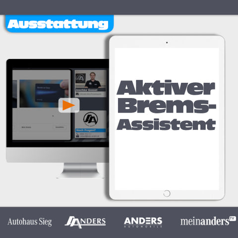 Aktiver Brems-Assistent