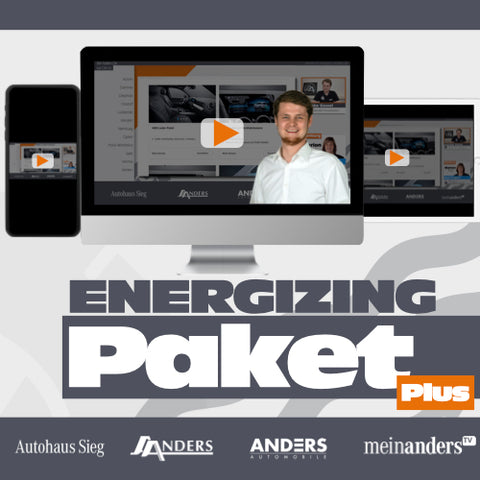 ENERGIZING Paket Plus