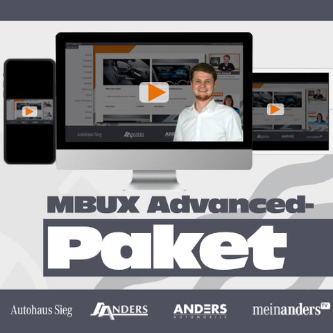 MBUX Advanced-Paket