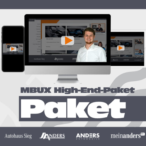 MBUX High-End-Paket