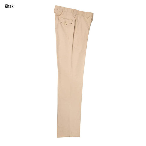 High Lonesome Western Trousers in Khaki, side