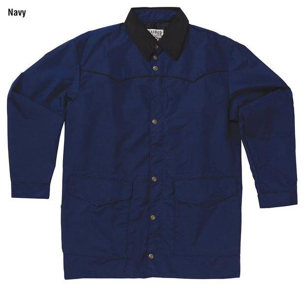 Stockman Drifter Jacket in Navy, front