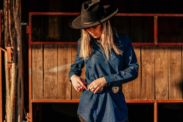 Western Sunset Tunic