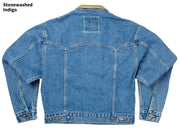 Chisholm Legend Denim Jacket, back