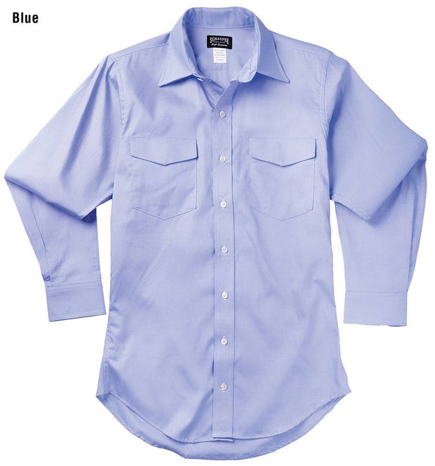 Reserve Western Shirt in Blue
