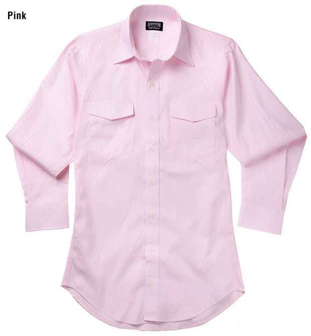 Reserve Western Shirt in Pink