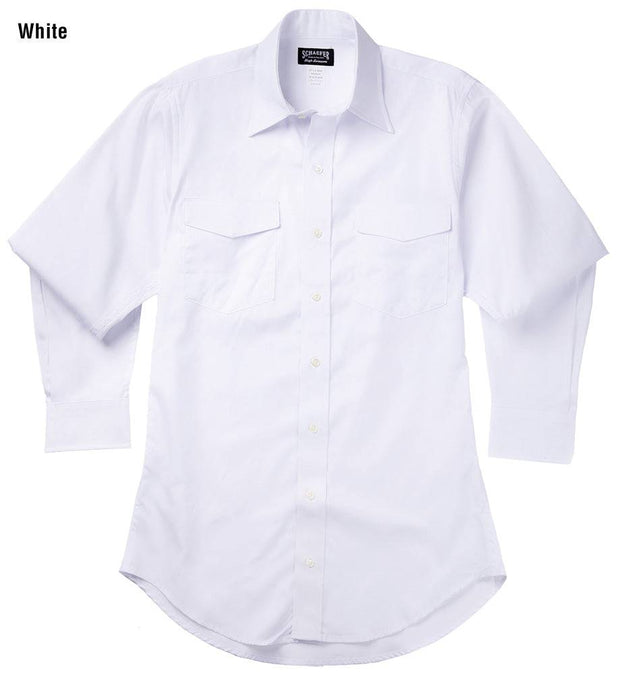 Reserve Western Shirt in White