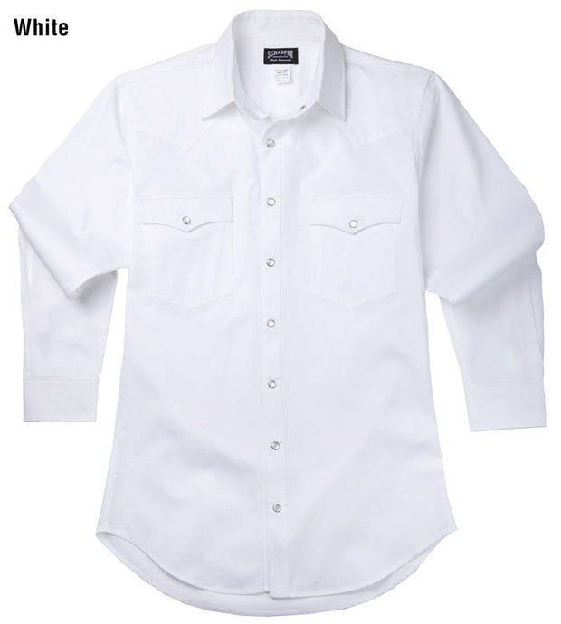 Remuda Ranch Western Shirt in White, front