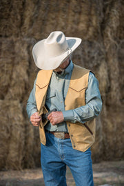 Conceal & Carry Stockman Vest